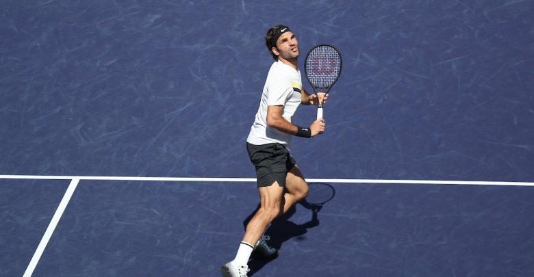 Federer Indian Wells Semi Final 2018