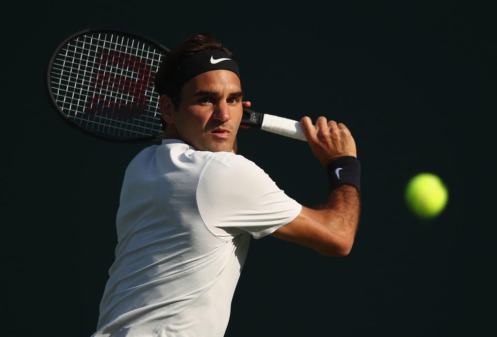 Federer Kokkinakis Miami open