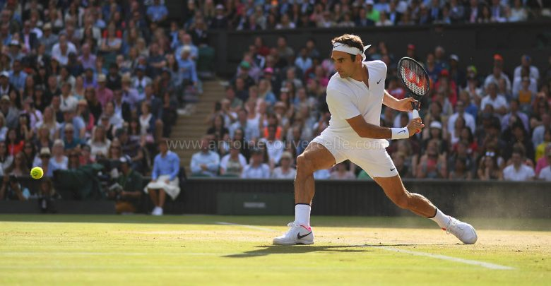 Federer Grass Court Season