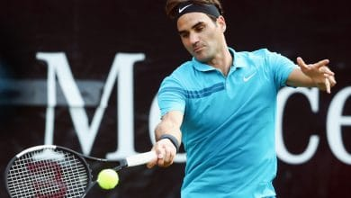 Photo of Federer Powers Past Pella into Stuttgart Semi Finals