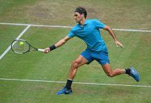 Federer Kudla Halle