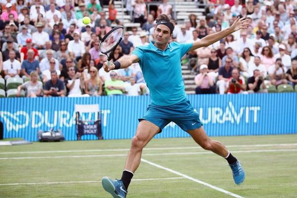 Federer Kyrgios Mercedes Cup 2018