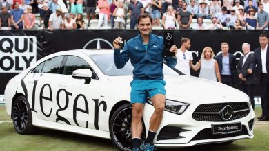 Photo of Rock Solid Federer Runs Through Raonic to Win Stuttgart Title