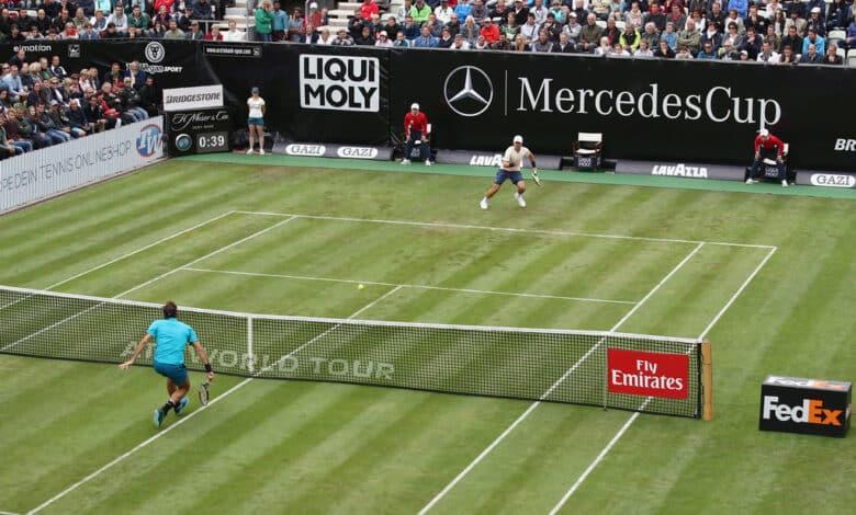 Federer Stuttgart Opener 2018
