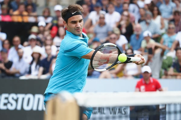 Federer Stuttgart Semi Final 2018