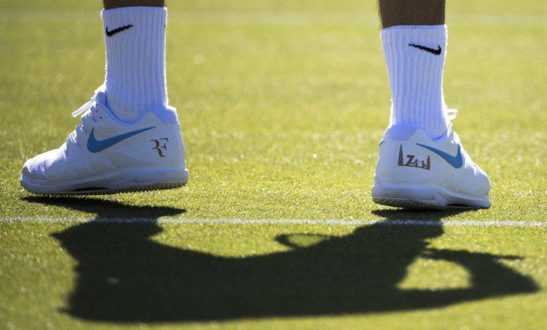 Federer Wimbledon Outfit 2018