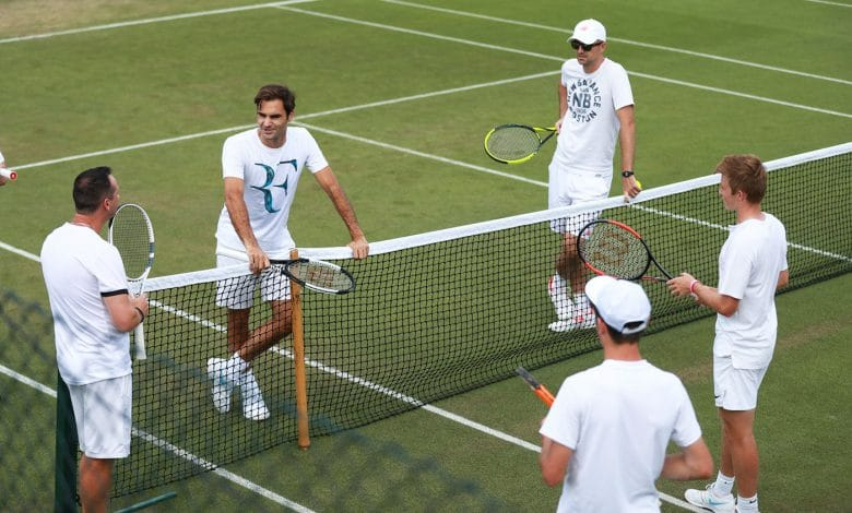Wimbledon Draw 2018