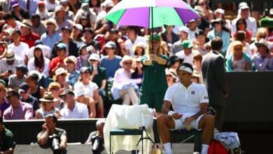 Fed Wimbledon 1st Rd 2018