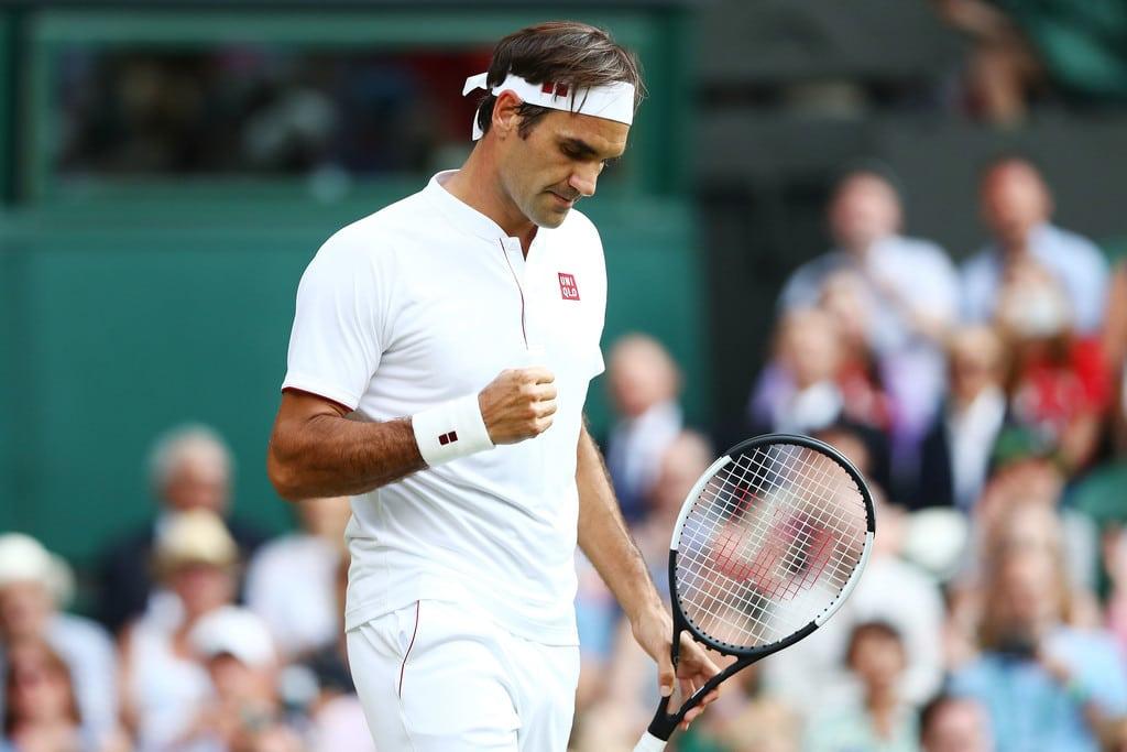 Federer Struff Wimbledon 3R 18