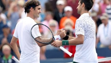 Photo of Djokovic Routines Federer to Win Maiden Cincinnati Masters Title