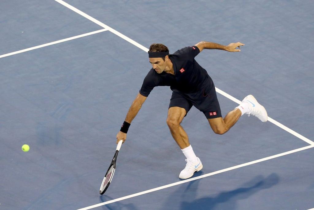 Federer Cincinnati 2018 2R