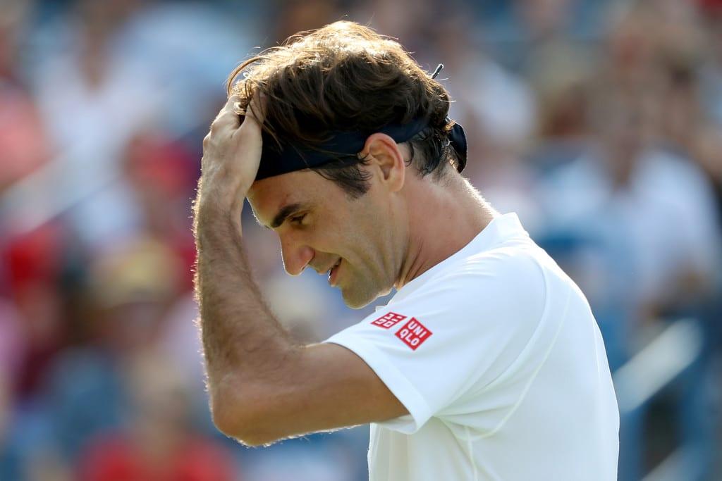 Federer Djokovic Cincy Final 2018
