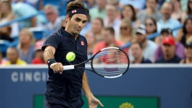 Federer Goffin Cincy 2018
