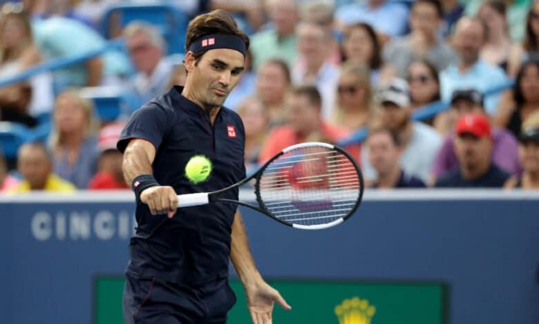 Federer Goffin Cincy 2018