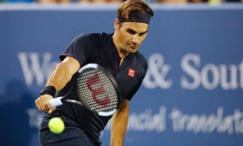 Federer Gojo Cincy 2018