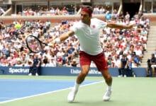 Federer Paire US Open 2018