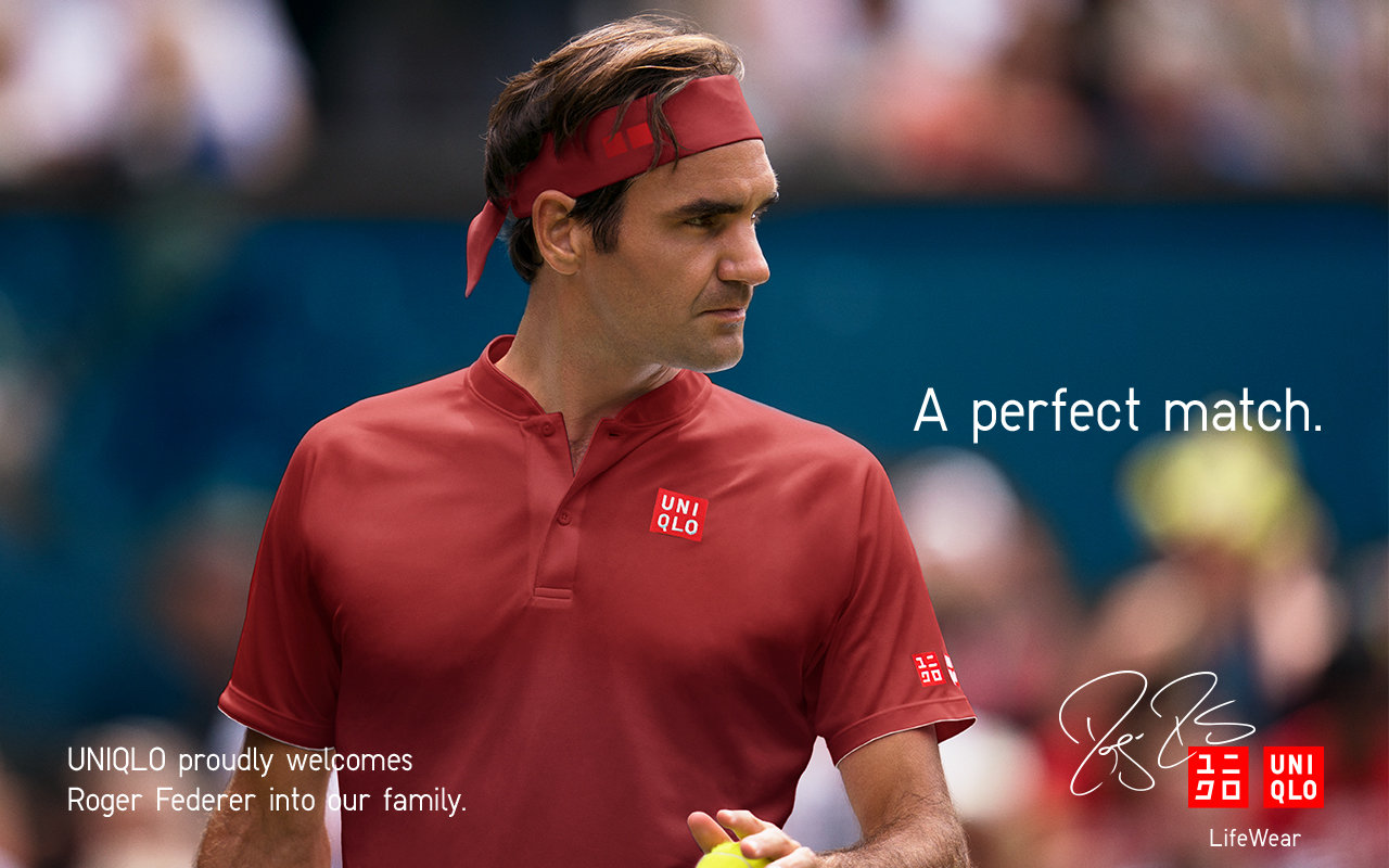anziché Pertica povero  Roger Federer's Outfit for the US Open 2018 - peRFect Tennis