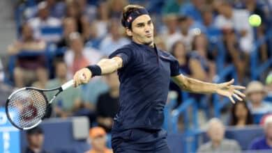 Photo of Federer Wins Twice in One Day to Make Cincinnati Semi Finals