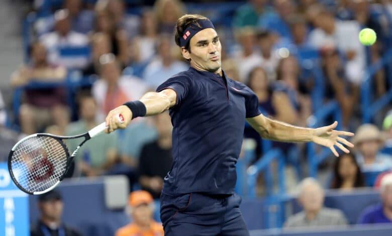 Federer Wawrinka Cincy