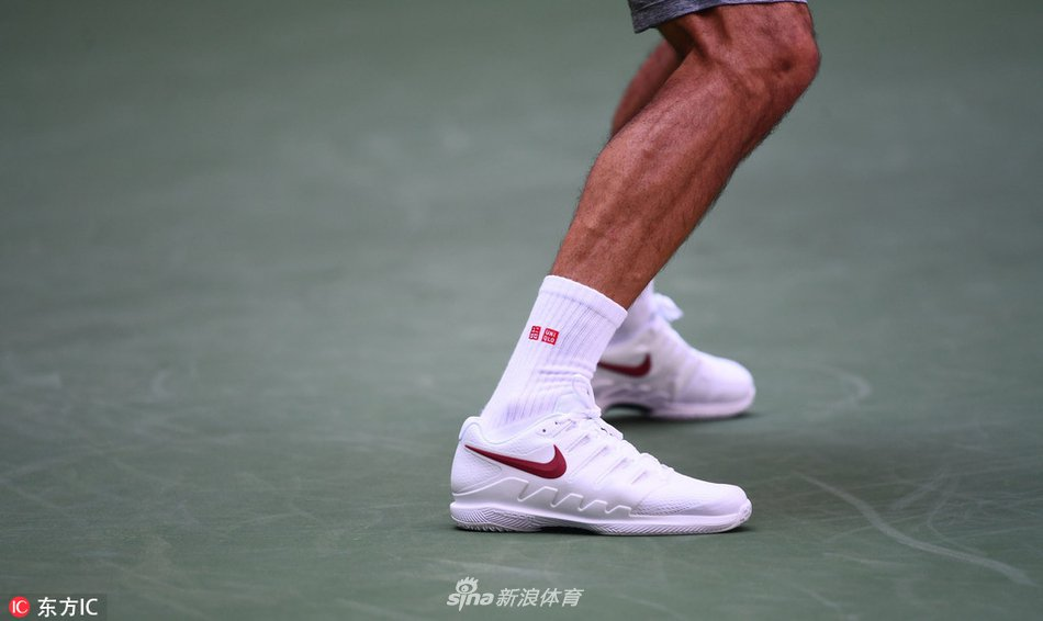 Nike Federer US Open Shoes