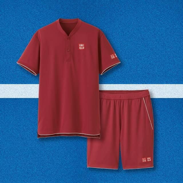 Uniqlo Federer USO 2018