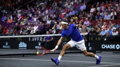 Photo of Federer Wins But Team World Hit Back on Day 2 at the Laver Cup