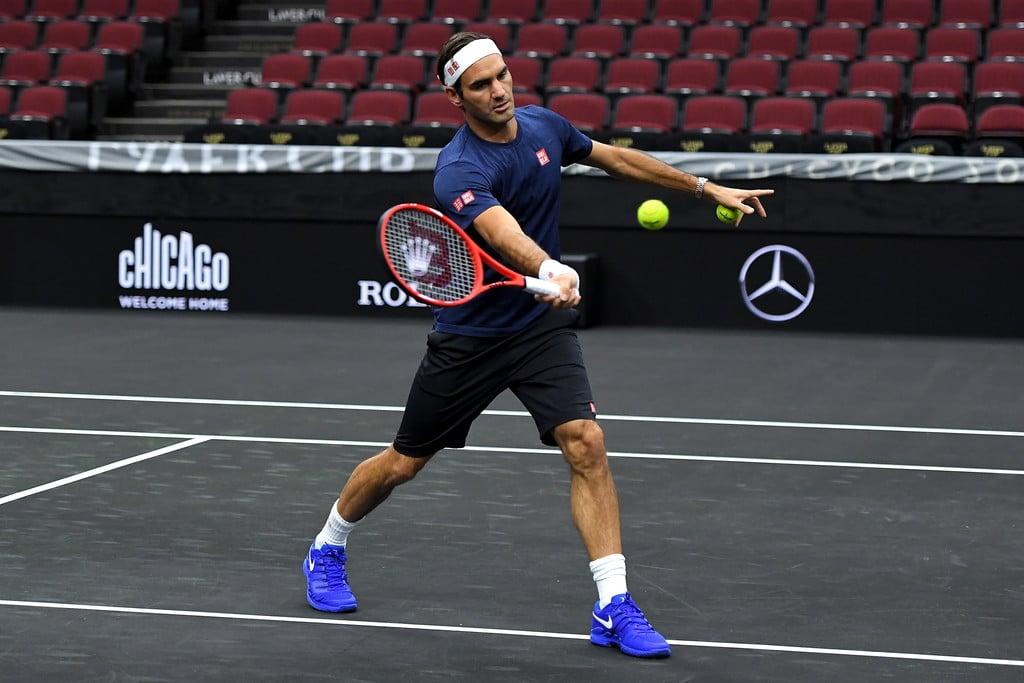 Federer Red Pro Staff 97