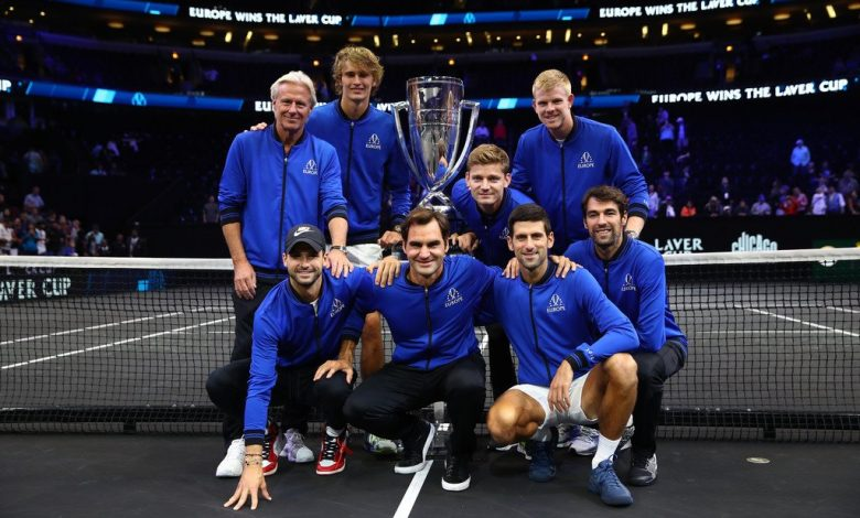 Team Europe Laver Cup II