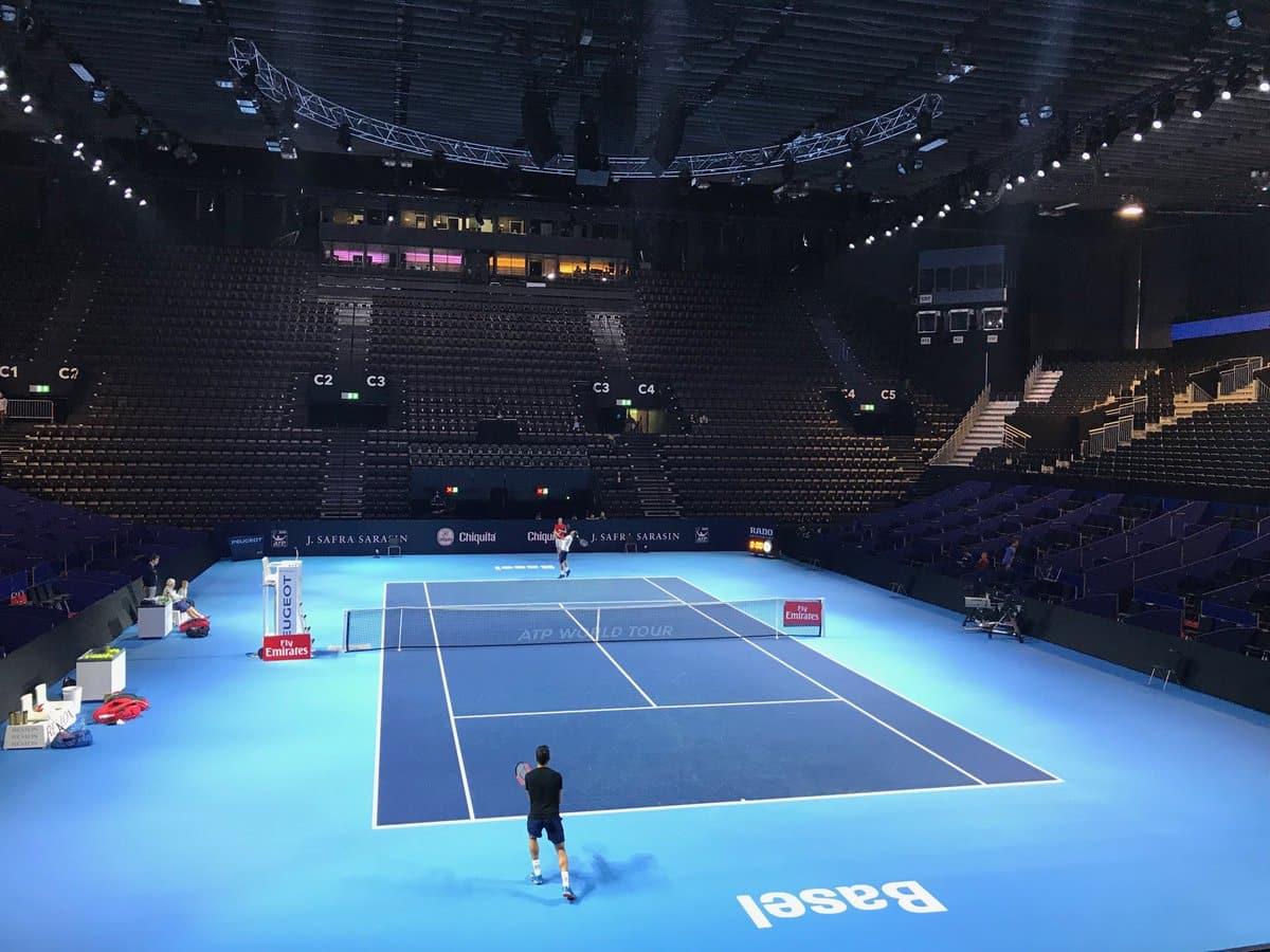 Fed Swiss Indoors 2018