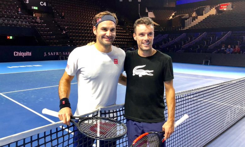 Federer Agut Basel 2018