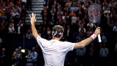 Photo of Federer Wins 99th Career Title at Swiss Indoors