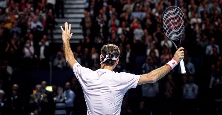 Federer Basel 99 2018