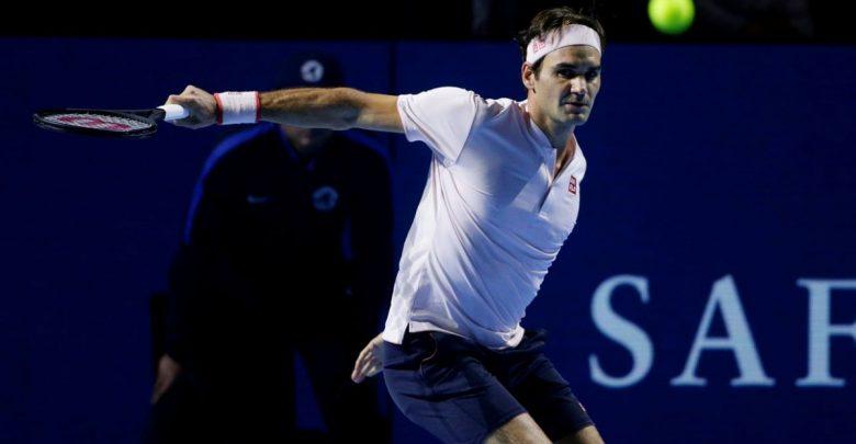 Federer Basel SF 2018
