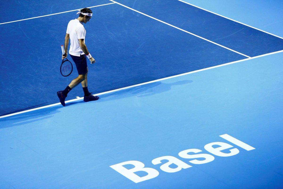 Federer Basel
