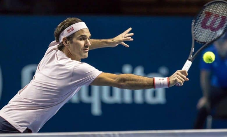 Federer Krajinovic Basel 2018