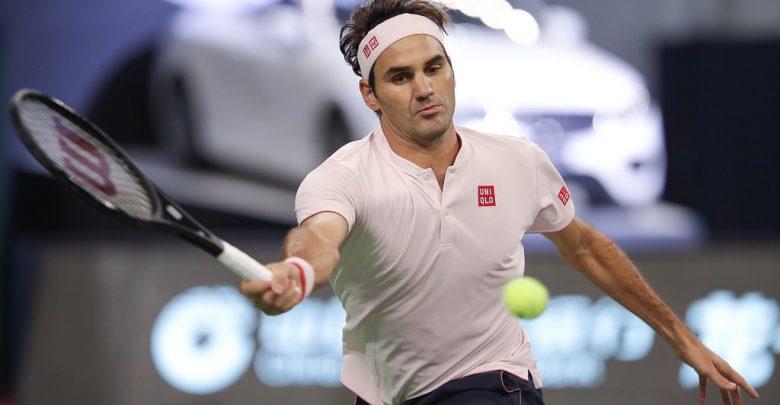 Federer Medvedev Shanghai