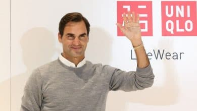 Photo of Roger Federer's Outfit for the Shanghai Masters and Basel 2018
