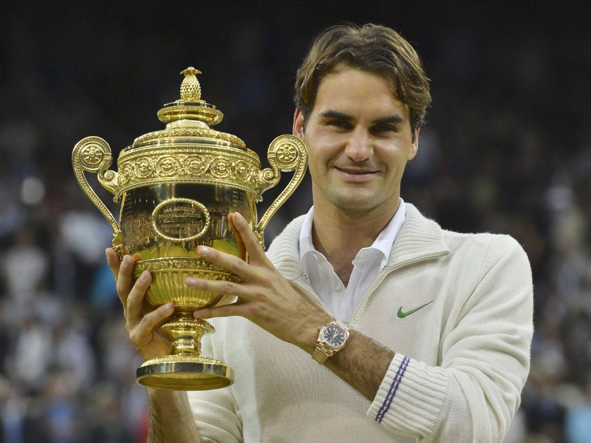 What Rolex Watches Does Roger Federer Wear Perfect Tennis
