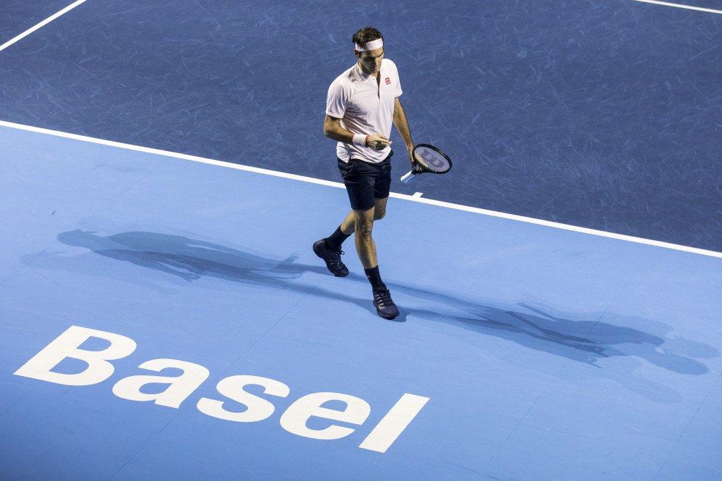 Federer vs Medvedev Basel
