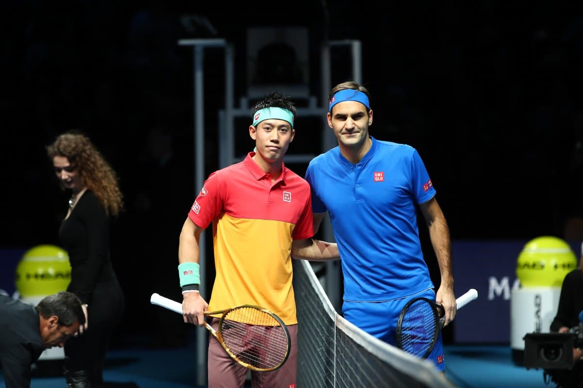 Fed Kei World Tour Finals 2018