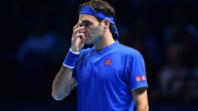 Photo of Federer Flops in World Tour Finals Opener