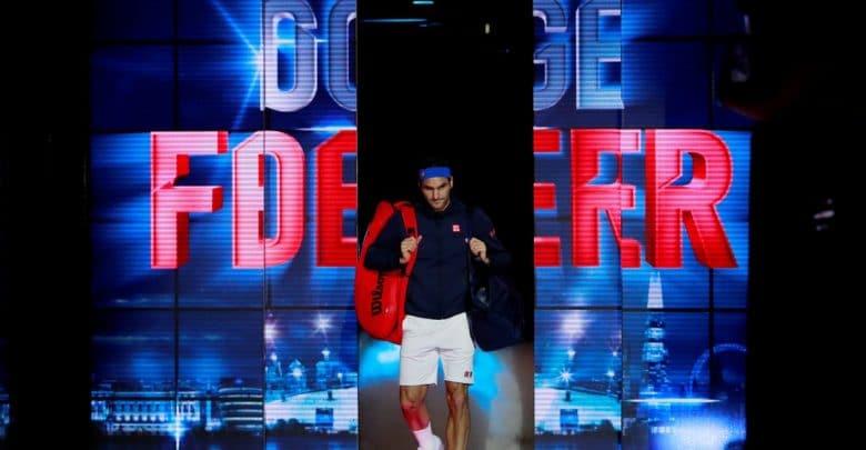Federer Anderson London 2018
