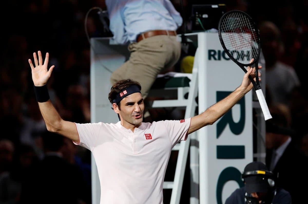 Federer Bercy R3 2018