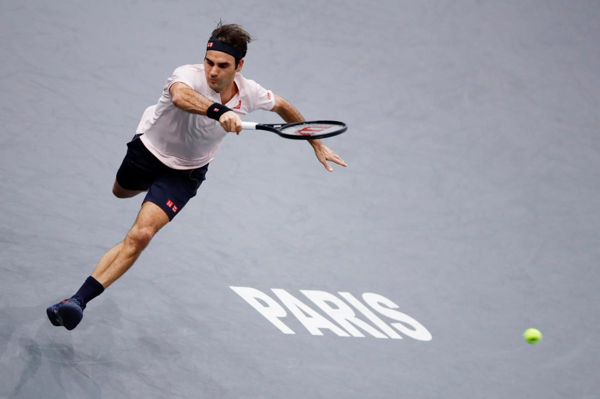 Federer Bercy SF 2018