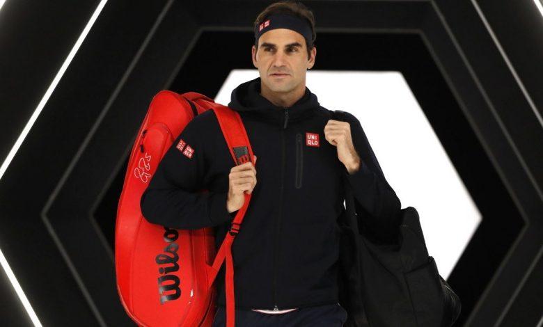 Federer Djokovic Bercy