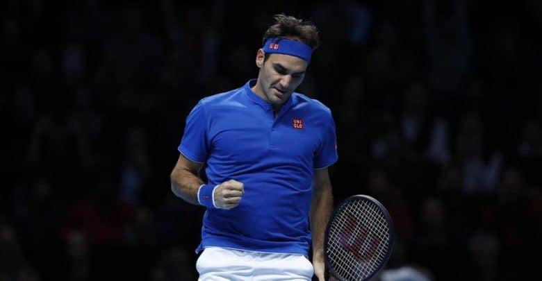 Federer Round Robin WTF 18