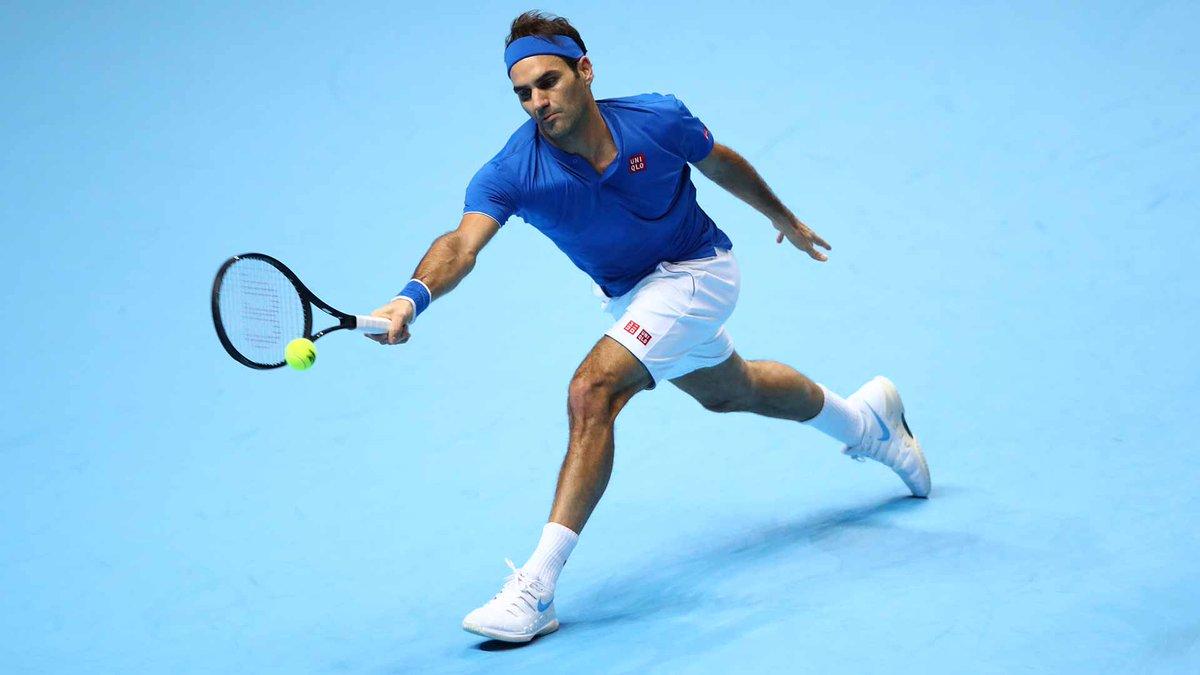 Federer Thiem WTF 2018