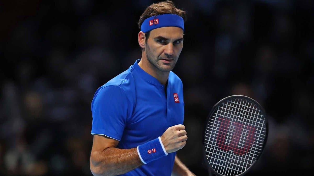 Federer WTF Makes Semi Final 2018