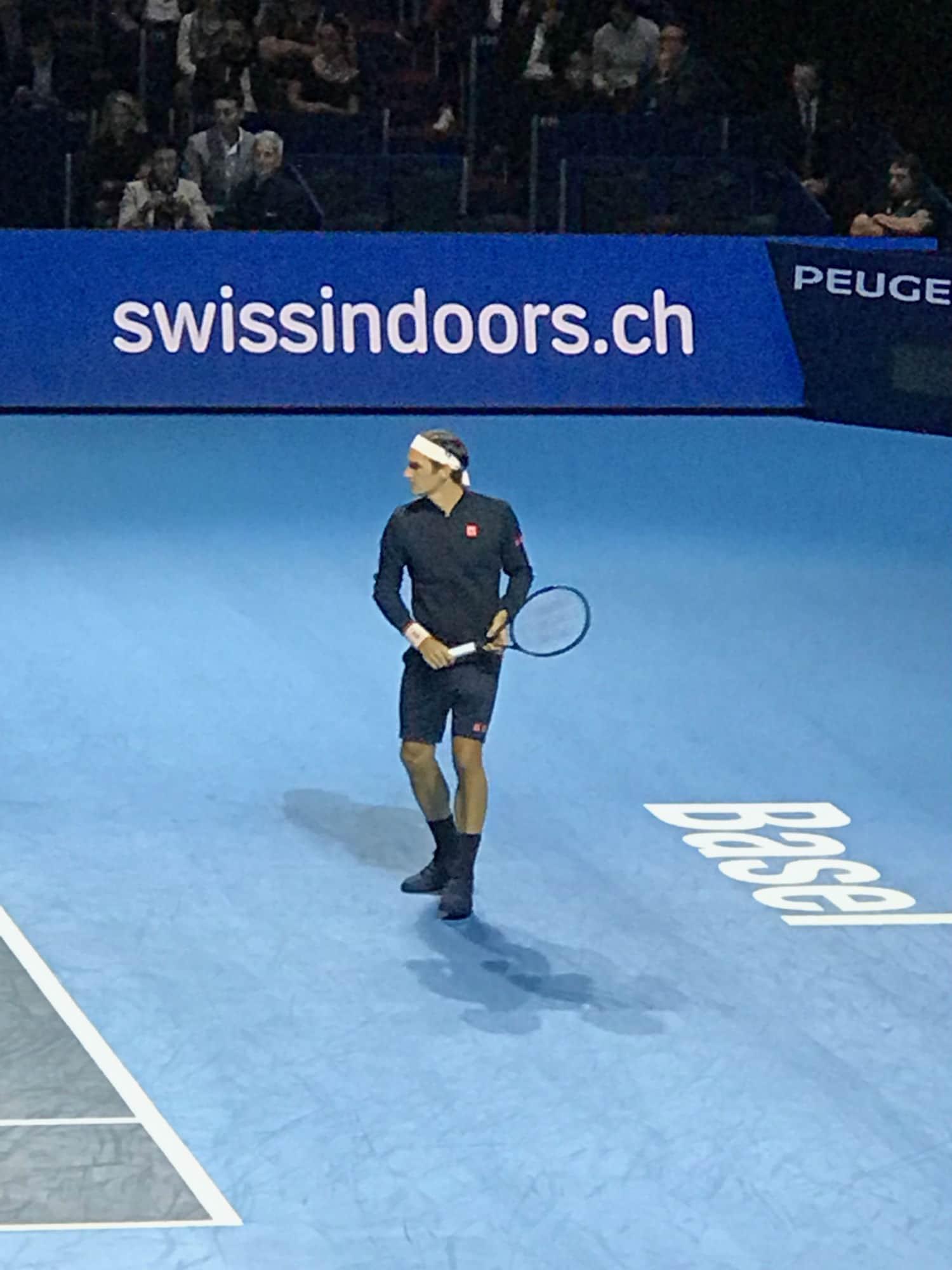 Federer Wanda Fan Story