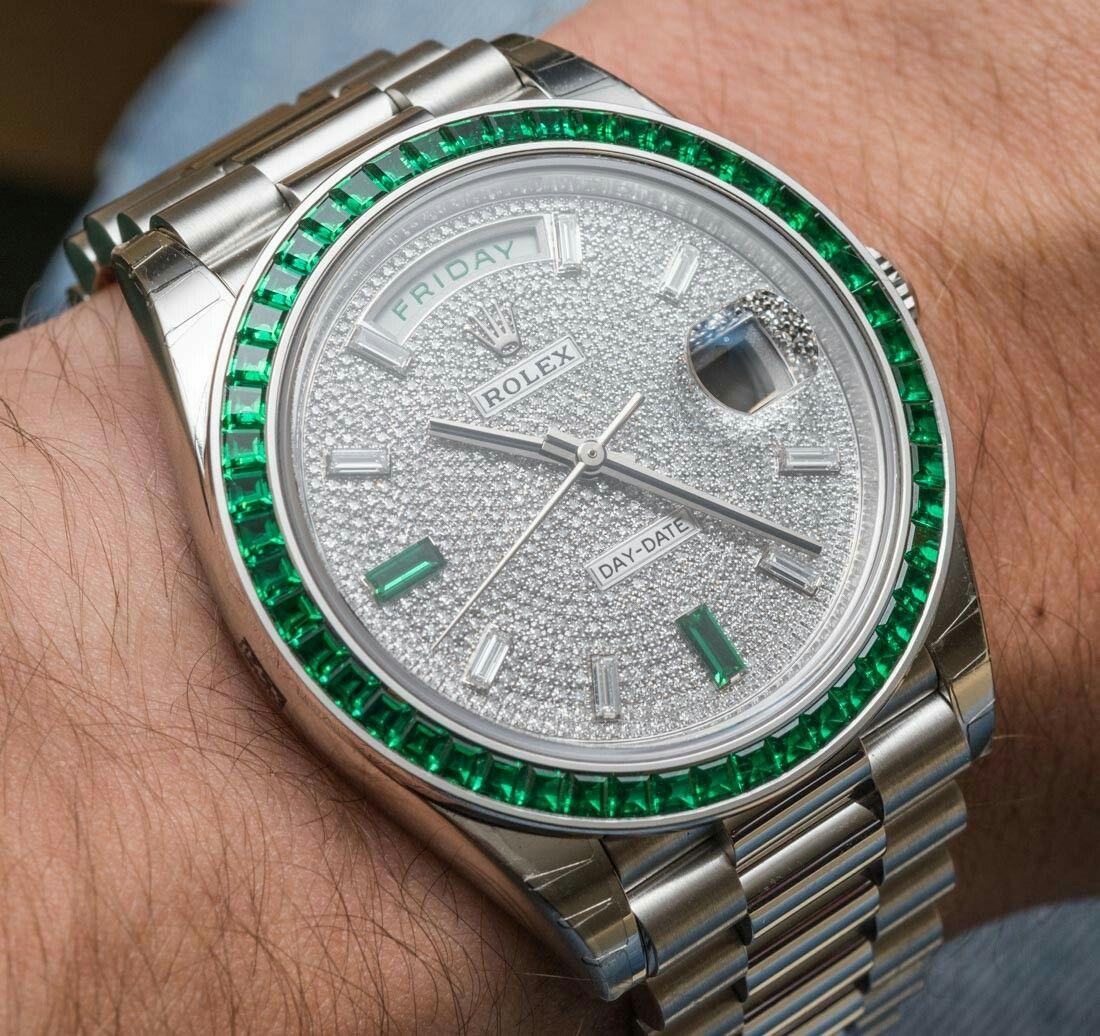rolex-day-date-green-emerald